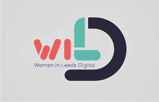 Women in Leeds Digital (logo) part of  Leeds Digital Festival 2019.