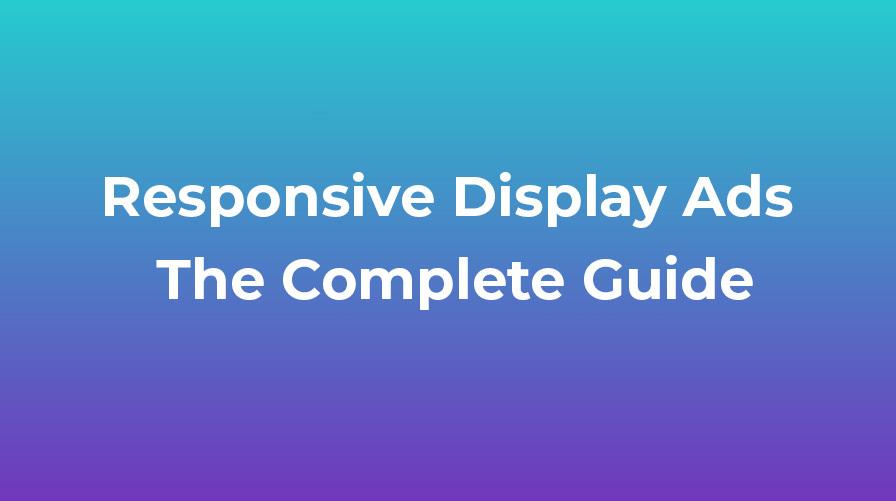 Responsive display ads google guide