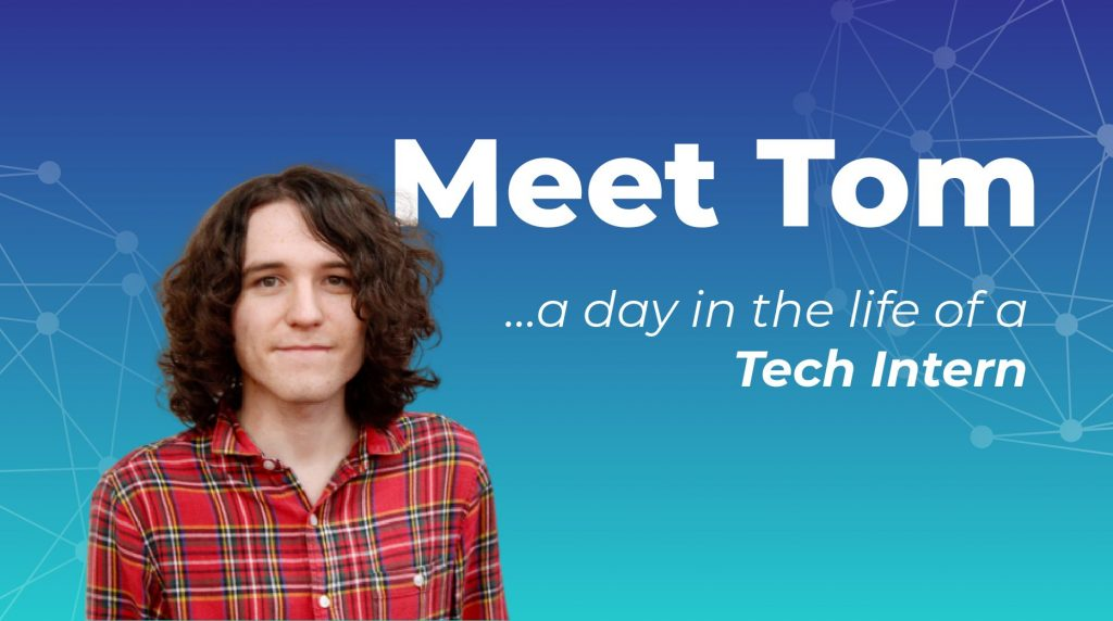 A day in the life of a tech intern at Beacon